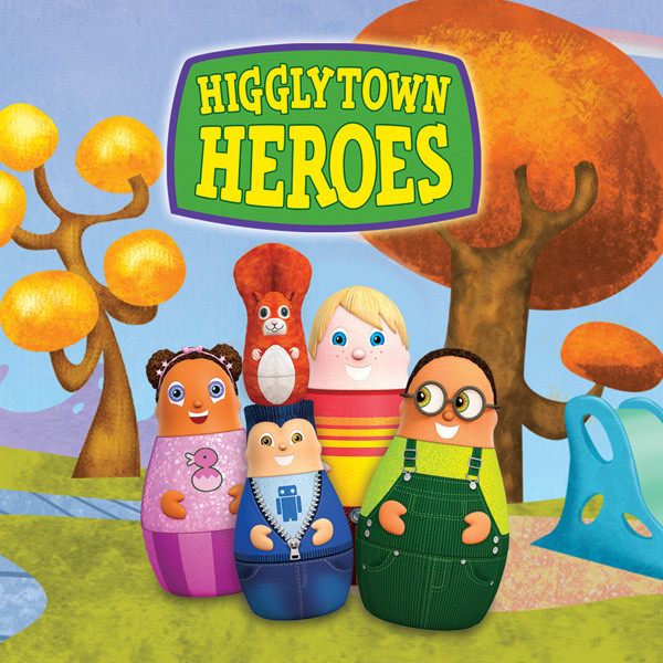 Higglytown, where everyone is a Hero…and a community!