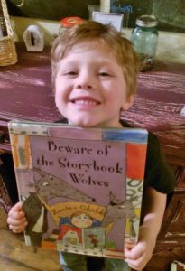 book review of Beware of The Storybook Wolves