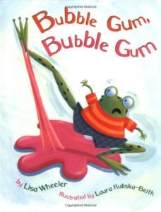 Bubble Gum Bubble gum book review