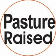 pasture raised