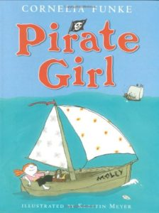 Pirate girl book reveiw