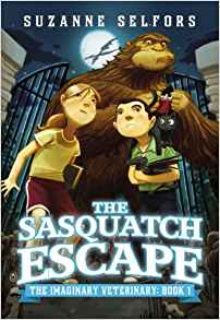 the sasquatch escape book review
